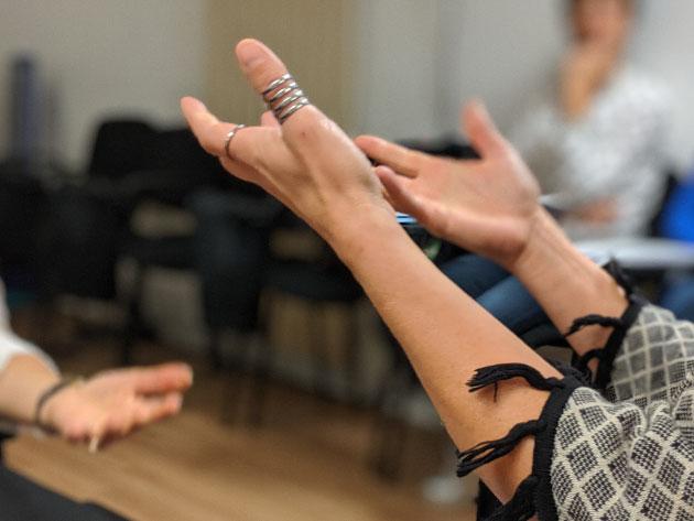 Colloque IFH : Hypnose therapeutique, l'art et les manieres